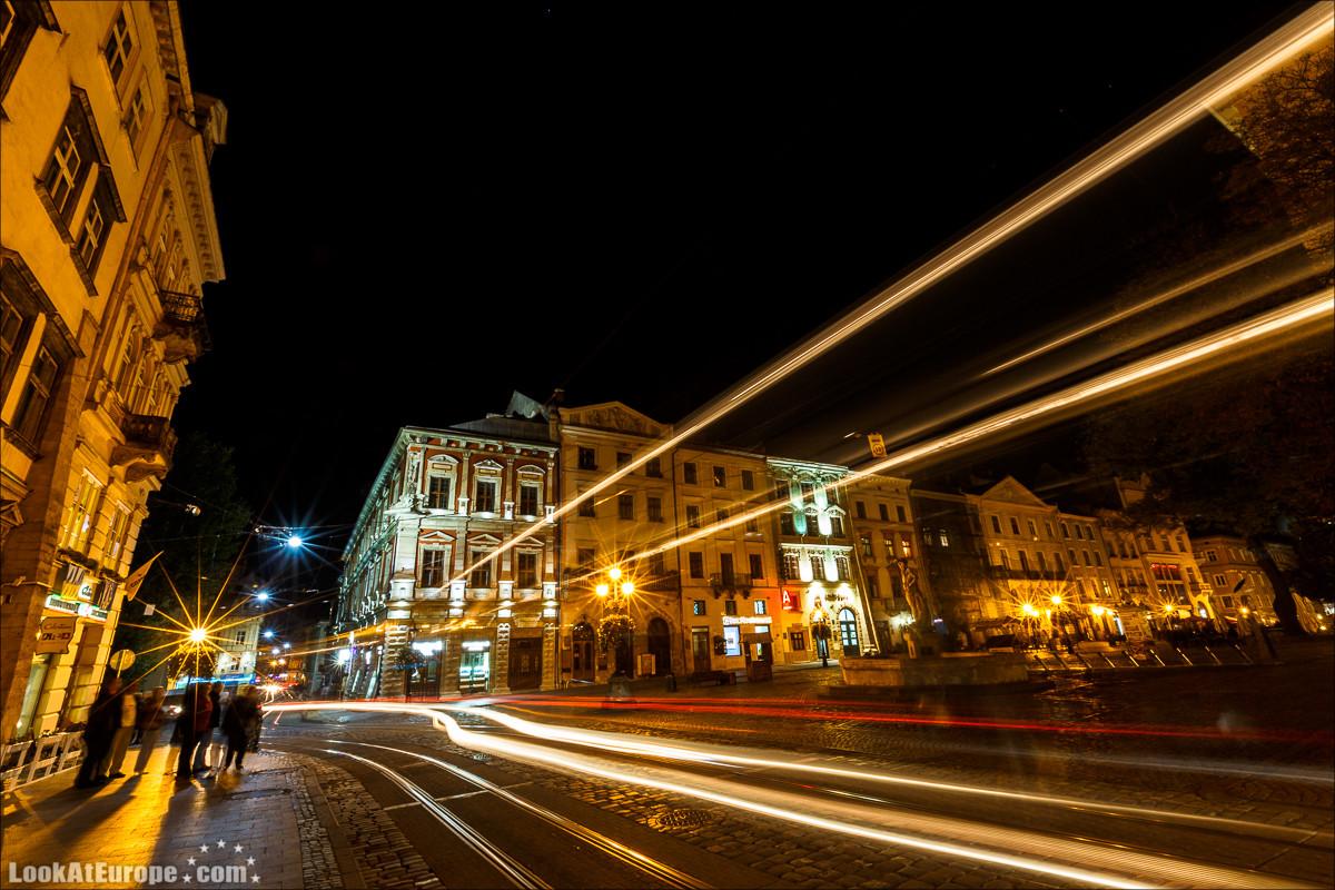 Тель Авив ночью | LookAtIsrael.com - Фото путешествия по Израилю