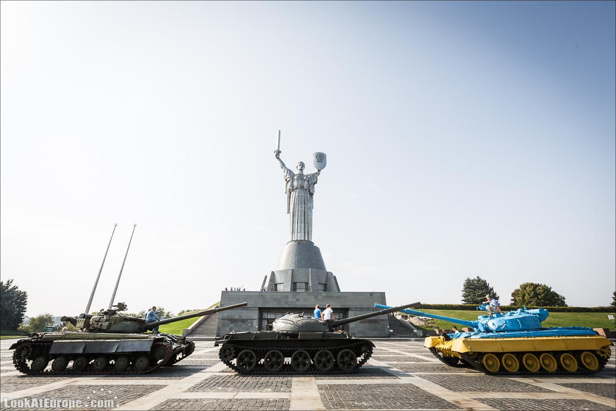 Слава Украине израильскими глазами   LookAtIsrael.com - Путешествует по Украине