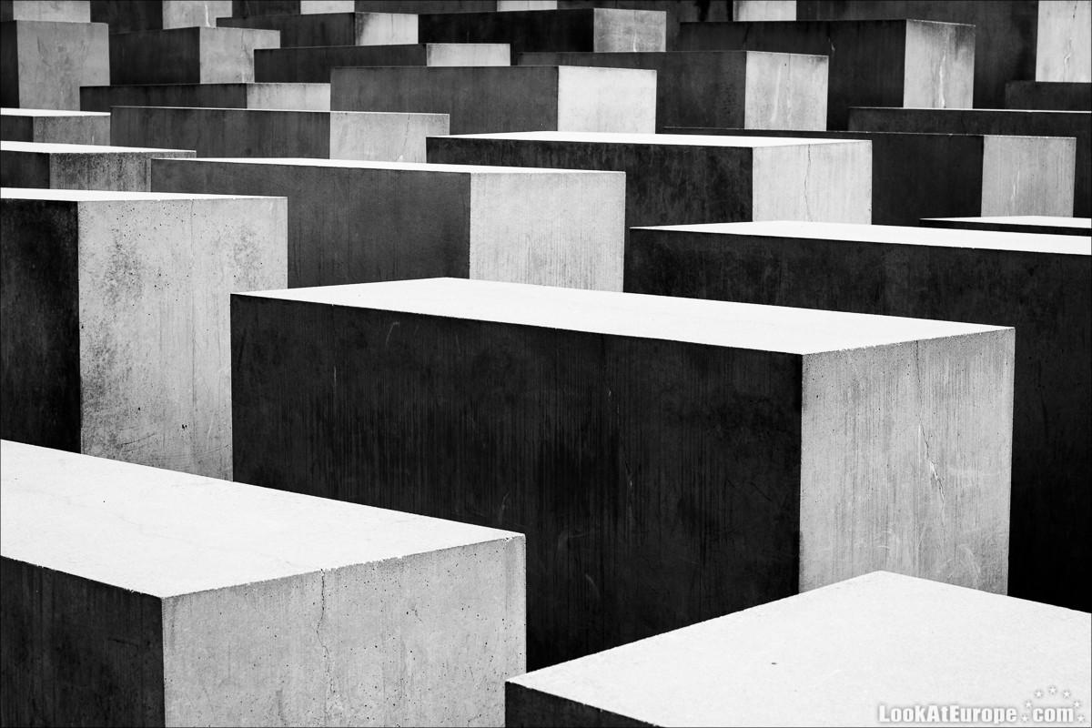 Мемориал Жертвам Холокоста в Берлине | LookAtIsrael.com - Фото путешествия по Израилю