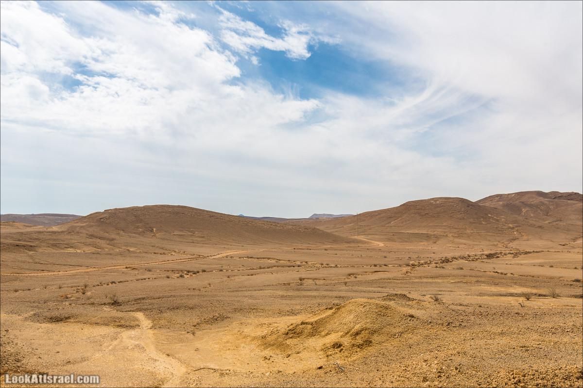 Дорога патрулей и Храм Леопардов | Leopards Church | מקדש הנמרים | LookAtIsrael.com - Фото путешествия по Израилю