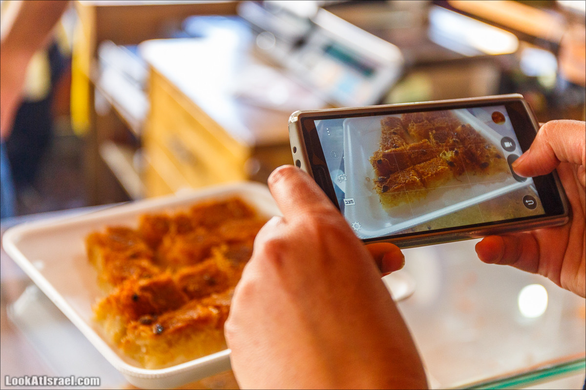 Кулинарно-рыночные прогулки по Таршихе | LookAtIsrael.com - Фото путешествия по Израилю