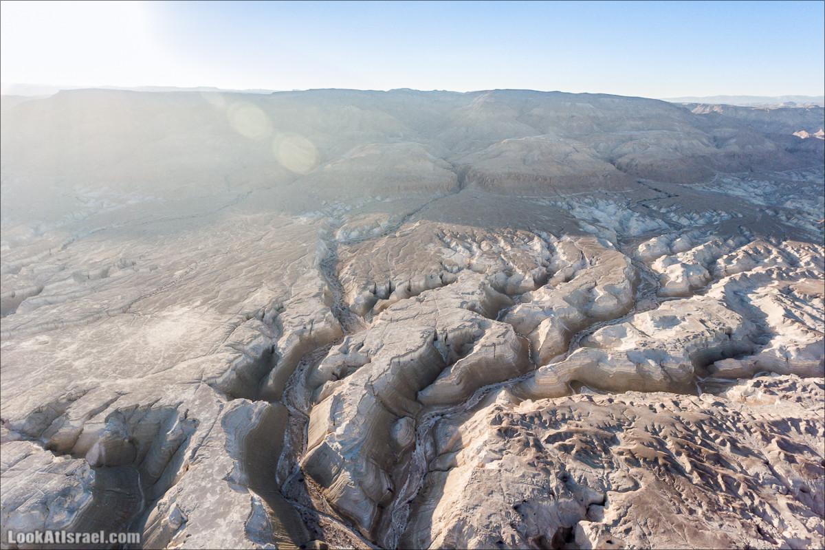 Нахаль Працим - Вид сверху   LookAtIsrael.com - Фото путешествия по Израилю