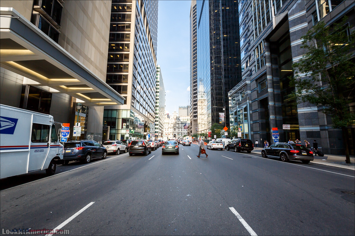 Филадельфия | Philadelphia | LookAtAmerica.com - Большое Американское путешествие LookAtIsrael.com