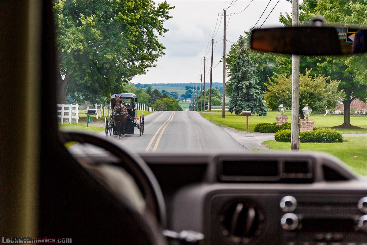 Амиши | LookAtAmerica.com - Большое Американское путешествие LookAtIsrael.com