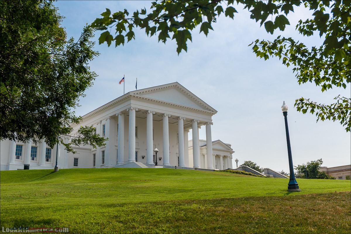 Ричмонд | LookAtAmerica.com - Большое Американское путешествие LookAtIsrael.com