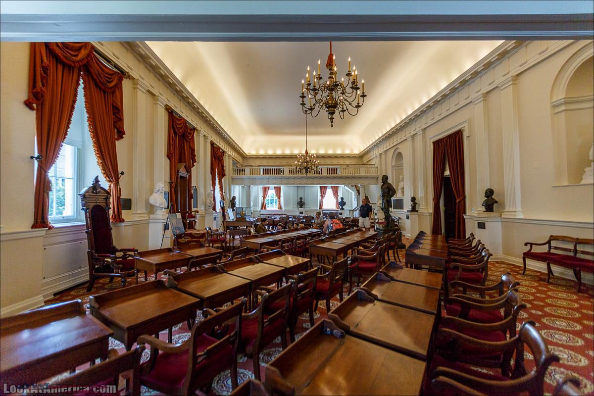 Ричмонд   LookAtAmerica.com - Большое Американское путешествие LookAtIsrael.com