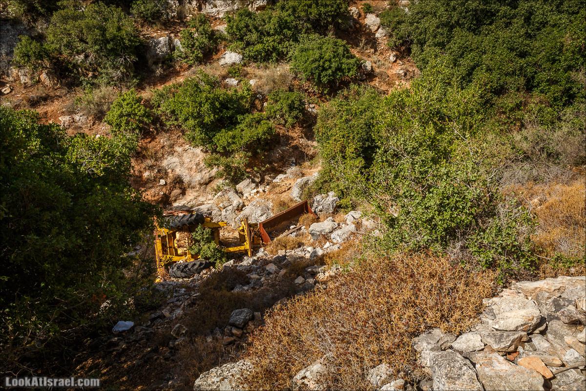 Мало посещаемые тропы горы Мерон | LookAtIsrael.com - Фото путешествия по Израилю