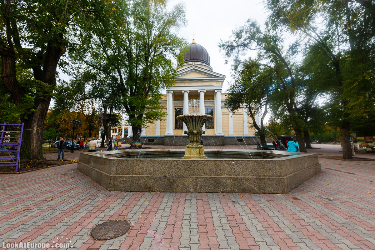 Из двориков Молдаванки к центру Одессы | LookAtIsrael.com - Фото путешествия по Израилю