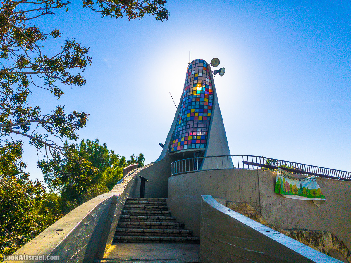 Внедорожное путешествие к Тель Цафит и окрестностям Шфелы | LookAtIsrael.com - Фото путешествия по Израилю