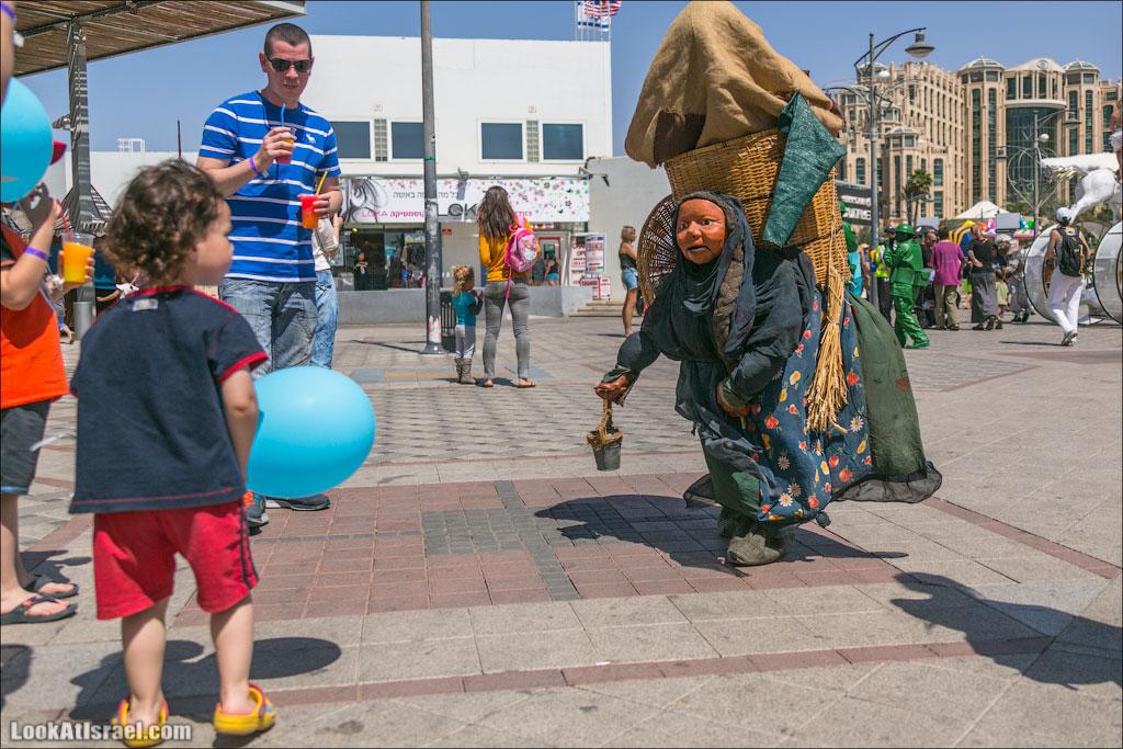 Случайные фотографии из жизни Эйлата   LookAtIsrael.com - Фото путешествия по Израилю