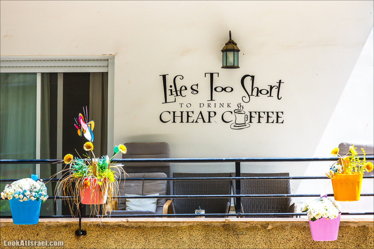 Одно фото про кофе без кофе