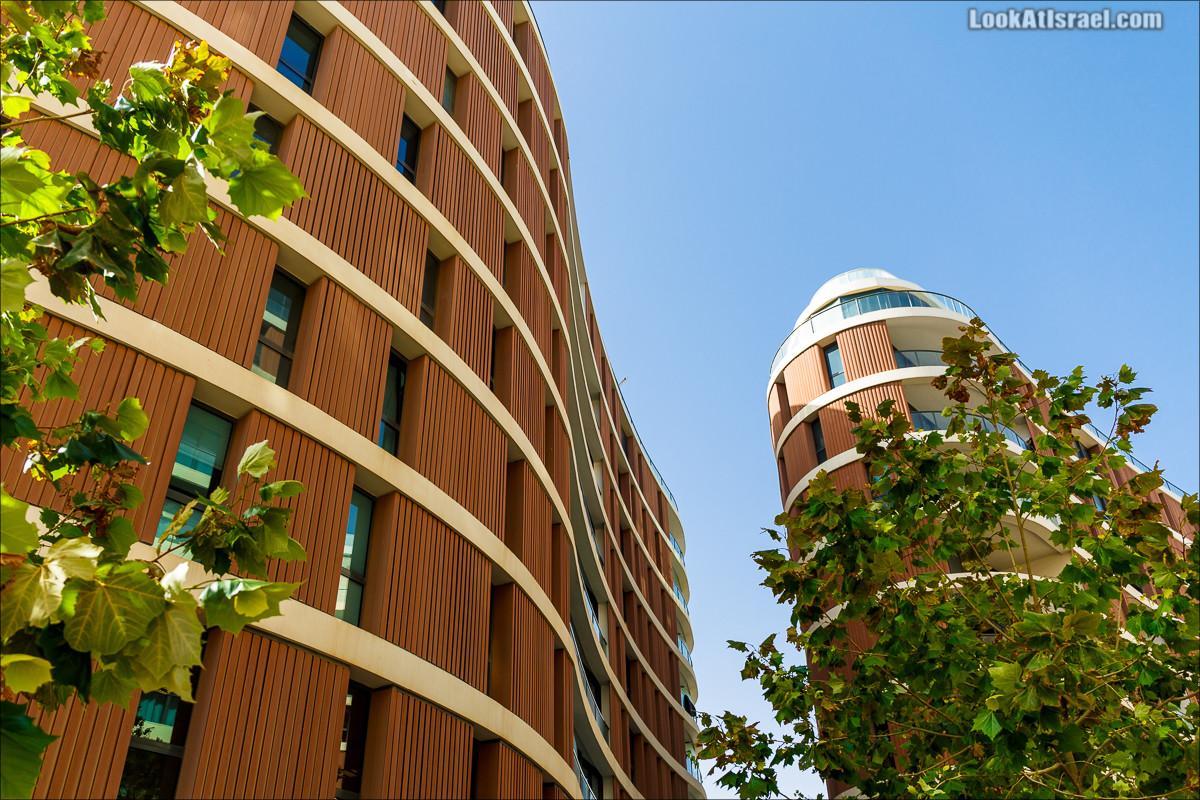 Крошки Тель-Авива 20. Архитектурно-геометрические