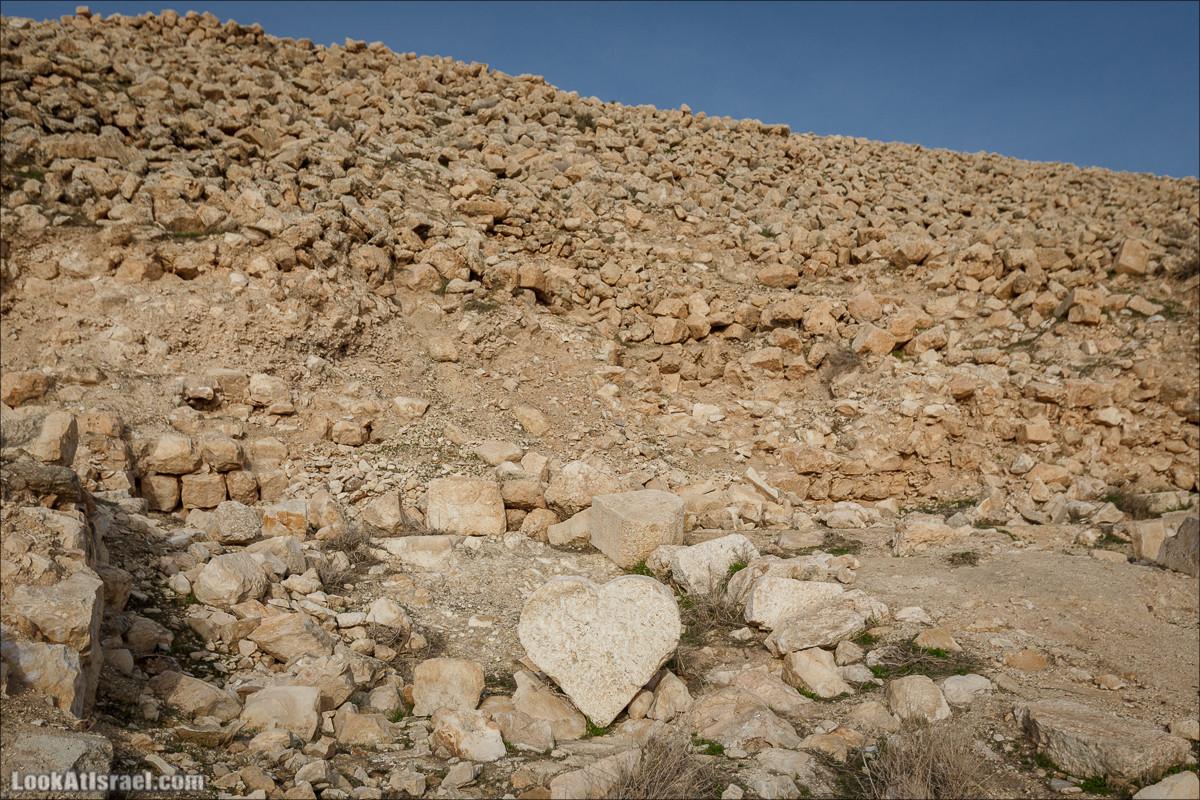 Гора Сартаба, Александрион | Mount Sartaba | הר סרטבא | LookAtIsrael.com - Фото путешествия по Израилю