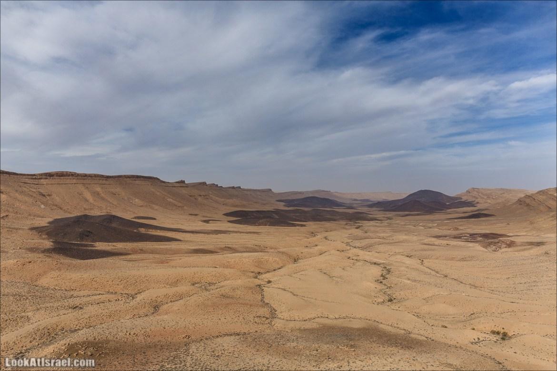 Обзор на гору Арод в Махтеш Рамон, ручей Нахаль Некарот   LookAtIsrael.com - Фото путешествия по Израилю