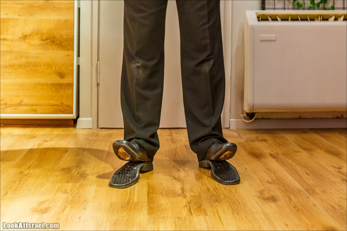 Обувь для пеших походов, хайкинга, треккинга Hanagal в магазине Way Up   Hike & trek shoes   LookAtIsrael.com - Фото путешествия по Израилю