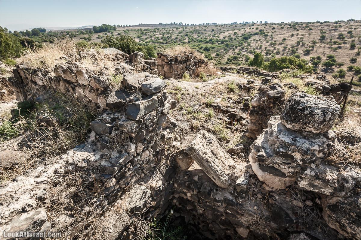 Крепость Атерет | LookAtIsrael.com - Фото путешествия по Израилю