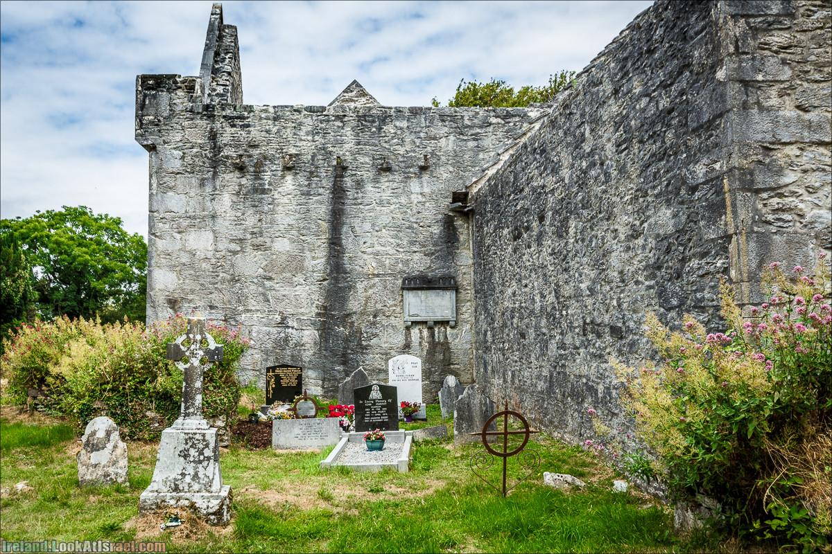 Кольцо Керри, Парк Килларни, озеро Лох-Лейн, аббатство Макрос | The Ring of Kerry, Kellareny Park, Muckross Abbey, Lough Leane | LookAtIsrael.com путешествует по Ирландии