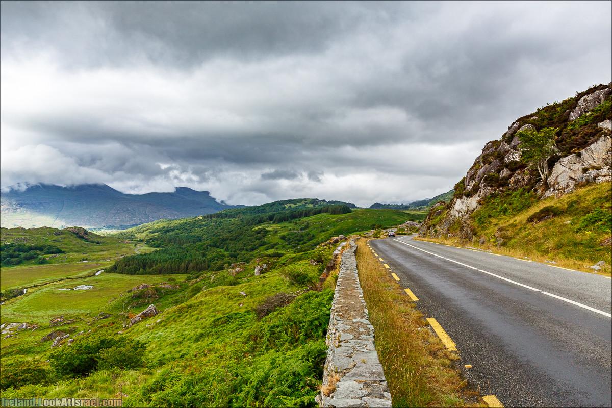 Кольцо Керри, Кенамар и виды Ирландинн | The Ring of Kerry, Kenmare | LookAtIsrael.com путешествует по Ирландии