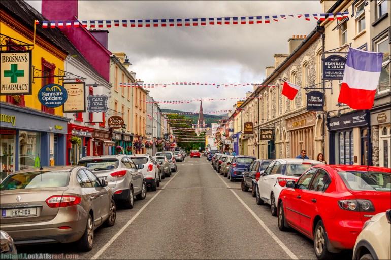 Кольцо Керри, Кэрсивин (Кахерсивин), Bog Village | The Ring of Kerry, Waterville | LookAtIsrael.com путешествует по Ирландии