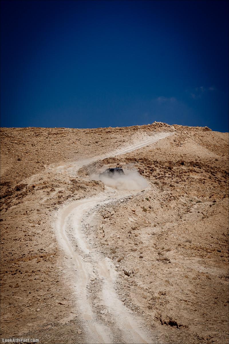 Поездка 4x4 по Иудейской пустыне, Мацок ha-Этеким | מצוק העתקים טיול ג׳יפים | LookAtIsrael.com - Фото путешествия по Израилю