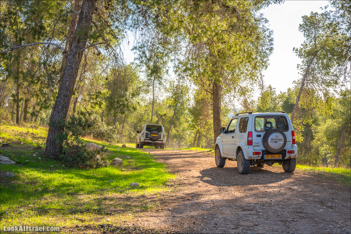 Пещеры и поля округа Лахиш | LookAtIsrael.com - Фото путешествия по Израилю
