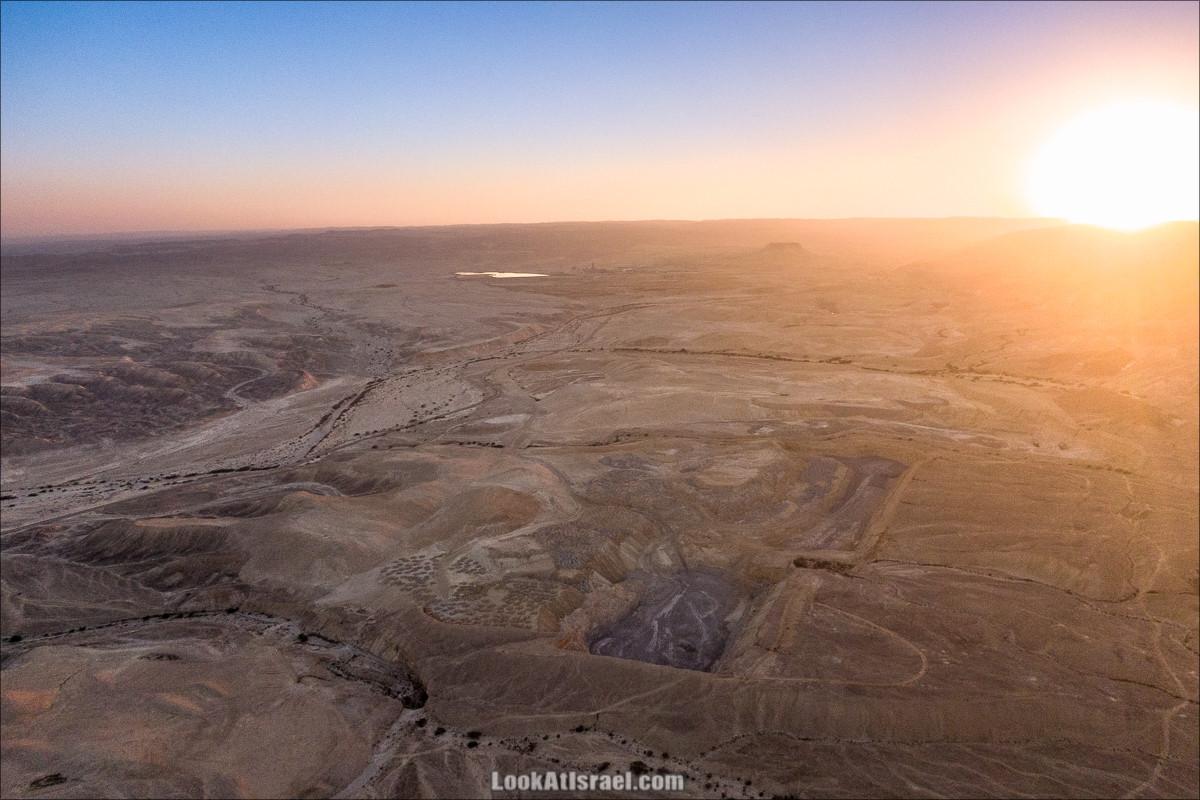Маале Акрабим - Аэро-фото-съёмка | מעלה עקרבים | LookAtIsrael.com - Фото путешествия по Израилю