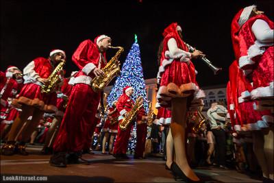 Рождественский парад скаутов в Яффо | Christmas carnival by orthodox scouts of Jaffa | מצעד השנתי ביפו לרגל חג המולד של צופי יפו | LookAtIsrael.com - Фото путешествия по Израилю