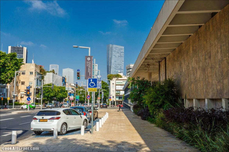 ебоскребы Тель-Авива - Азриели Сарона | LookAtIsrael.com - Фото путешествия по Израилю