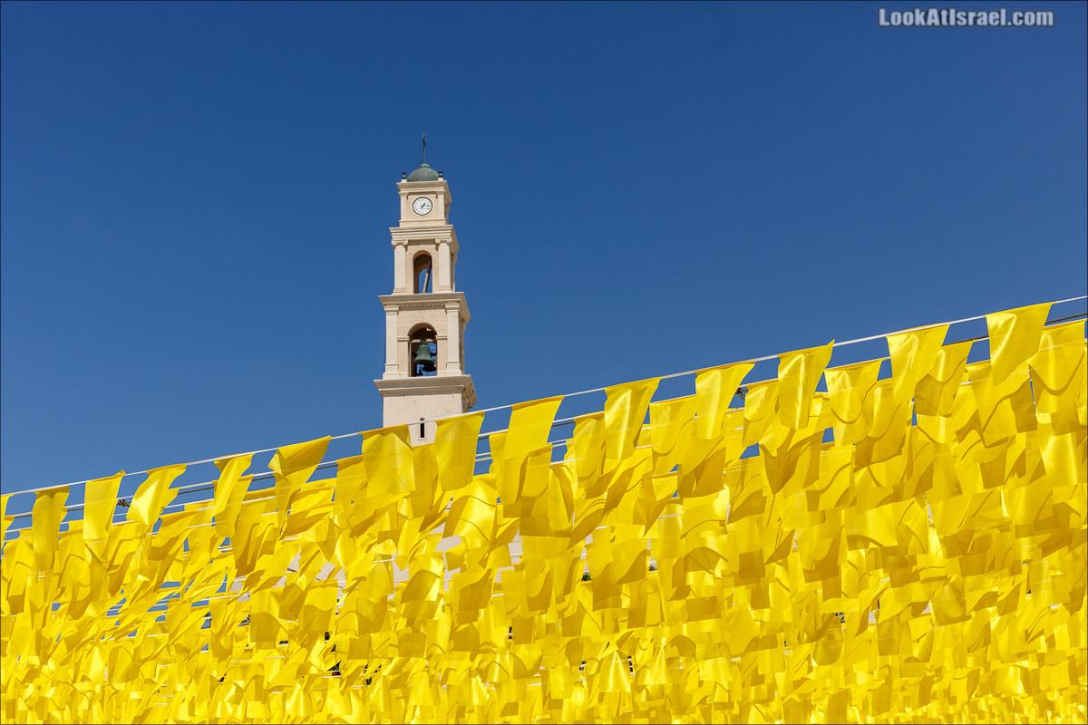 Крошки Тель-Авива - случайные фотографии из жизни Яффо | LookAtIsrael.com - Фото путешествия по Израилю