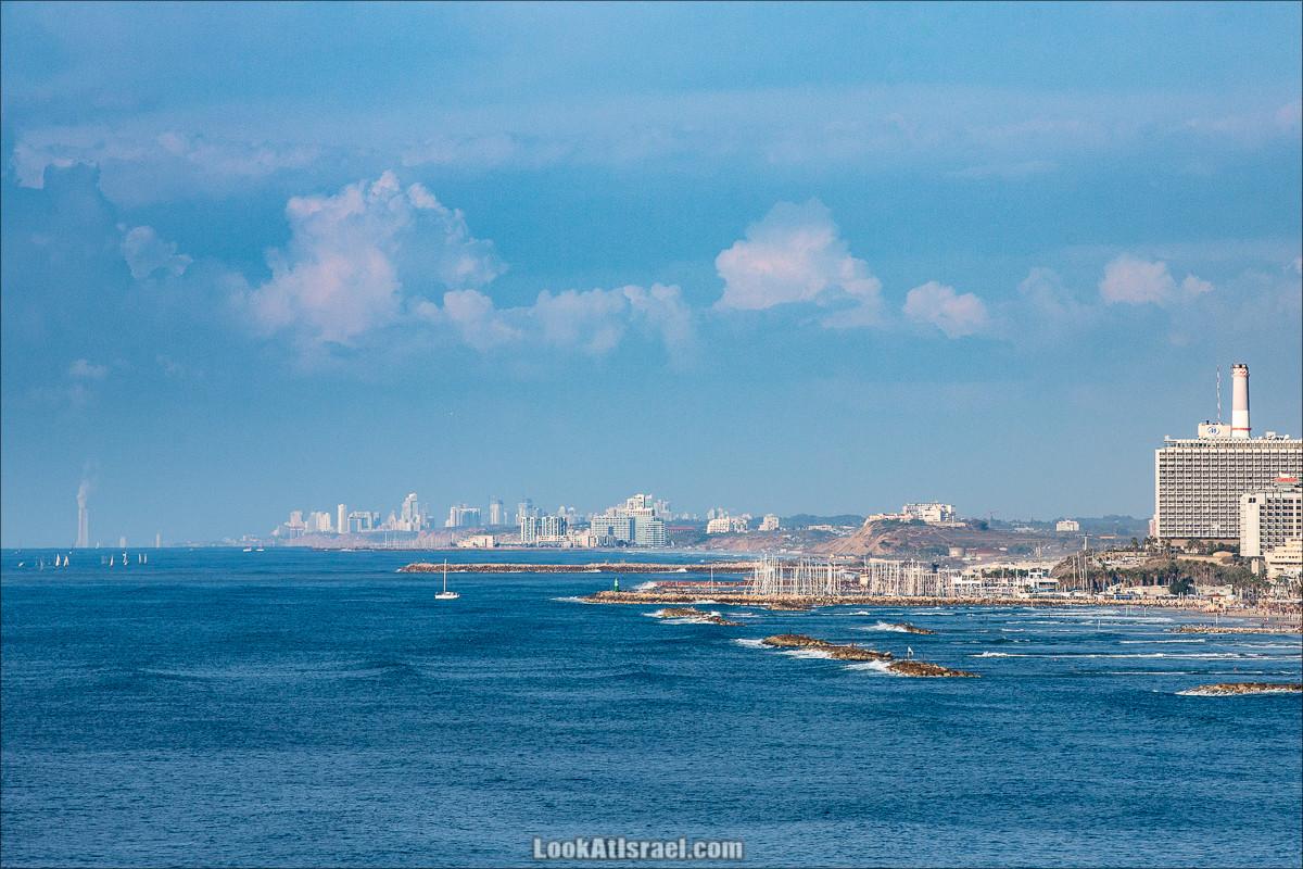 От Тель-Авива до Кейсарии | LookAtIsrael.com - Фото путешествия по Израилю
