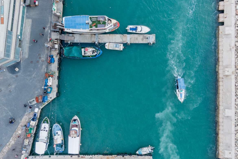 Яффо с высоты птичьего полета | Aerial Jaffa | LookAtIsrael.com - Фото путешествия по Израилю