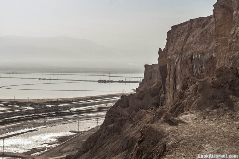 Гора Сдом и жена Лота | Mount Sodom (Sdom) & Lot's Wife | הר סדום ואשת לוט | LookAtIsrael.com - Фото путешествия по Израилю