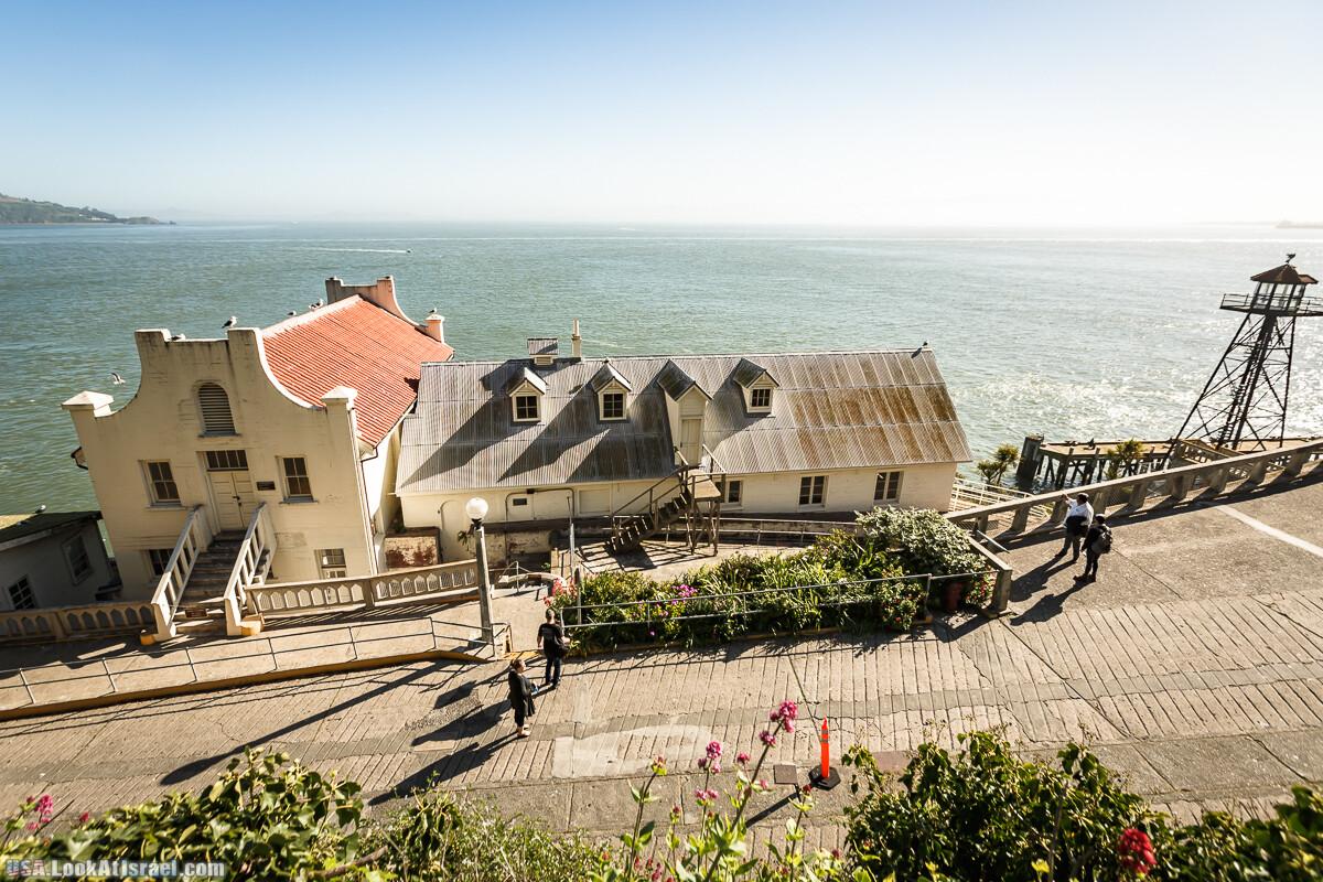 Тур в Алькатрас | Alcatraz | LookAtIsrael.com - Фото путешествия по Израилю