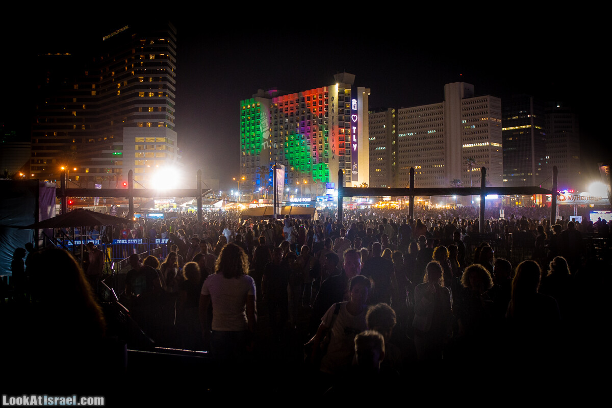 Евровидение 2019 в Тель-Авиве | Eurovision 2019 Tel-Aviv | LookAtIsrael.com - Фото путешествия по Израилю