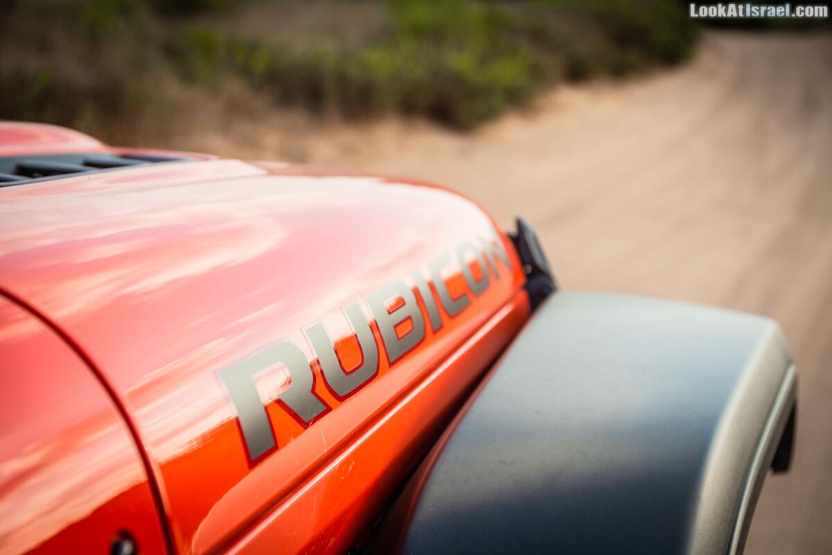 Jeep Wrangler Rubocin JL в Израиле | LookAtIsrael.com - Фото путешествия по Израилю