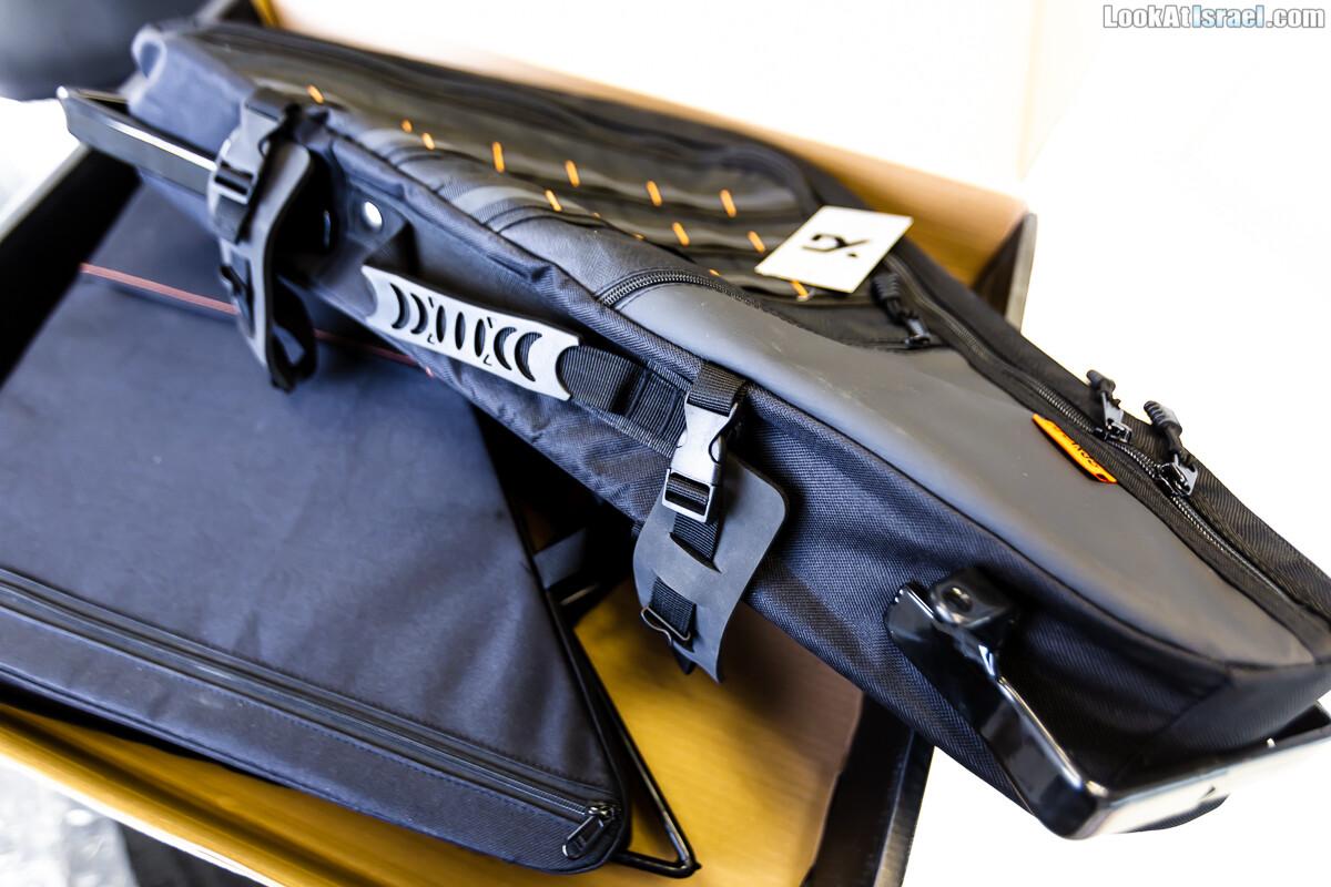 Удобные сумки в багажник для Jeep Wrangler JL 2018 - XG Cargo Bag | LookAtIsrael.com - Фото путешествия по Израилю
