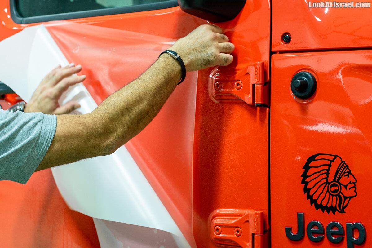 Как защитить лакокрасочное покрытие автомобиля