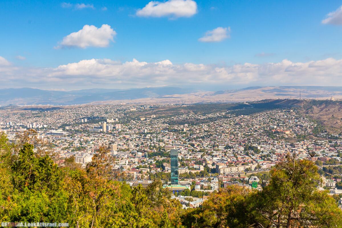 А теперь подробней о Тбилиси