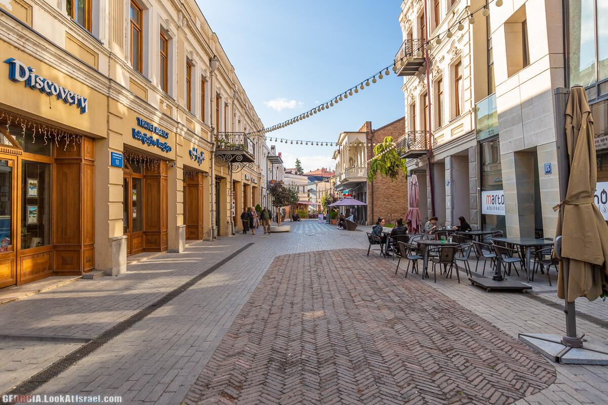 Прогулки по Тбилиси. Что посмотреть за 3-4 дня | LookAtIsrael.com - Фото путешествия по Израилю