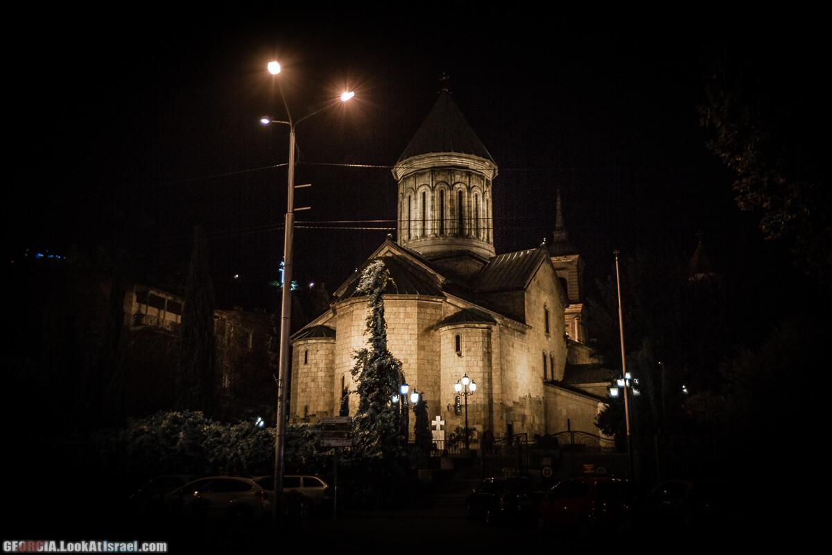 Тбилиси тысячи огней
