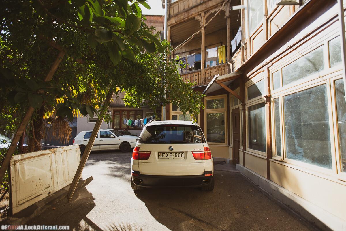 На задворках Тбилиси | LookAtIsrael.com - Фото путешествия по Израилю
