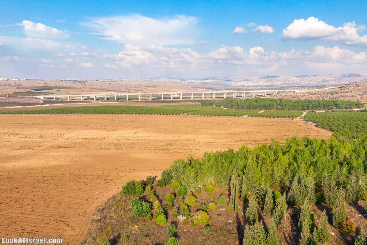Израиль с высоты птичьего полёта | LookAtIsrael.com - Фото путешествия по Израилю