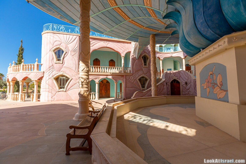 Центр искусств в кибуце Неот Смадар | בית האומנויות בקיבוץ נאות סמדר | LookAtIsrael.com - Фото путешествия по Израилю