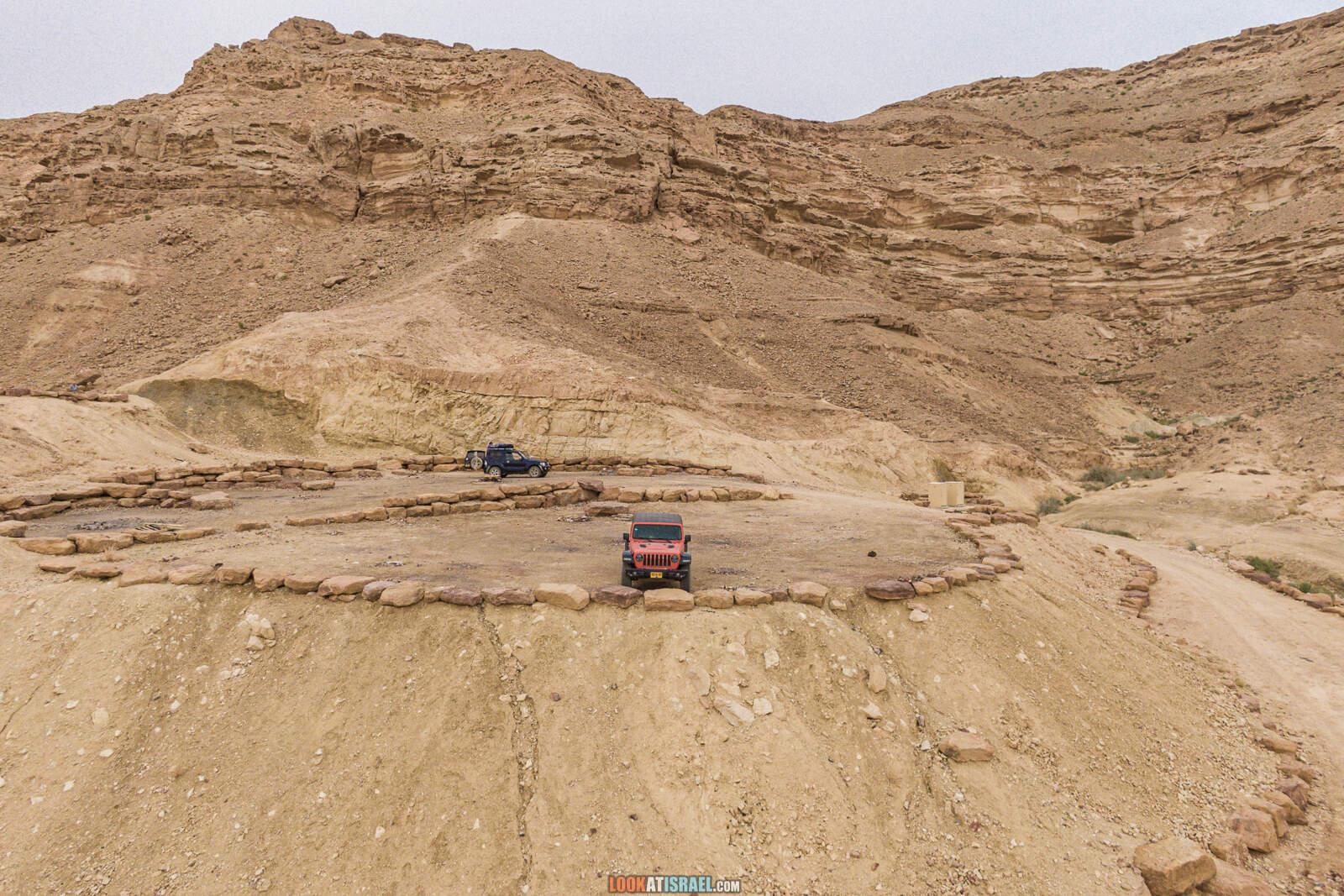 Легкая поездка по Махтеш Рамон -  по краю и с юга на север, нахаль Рамон, гора Ардон | LookAtIsrael.com - Фото путешествия по Израилю