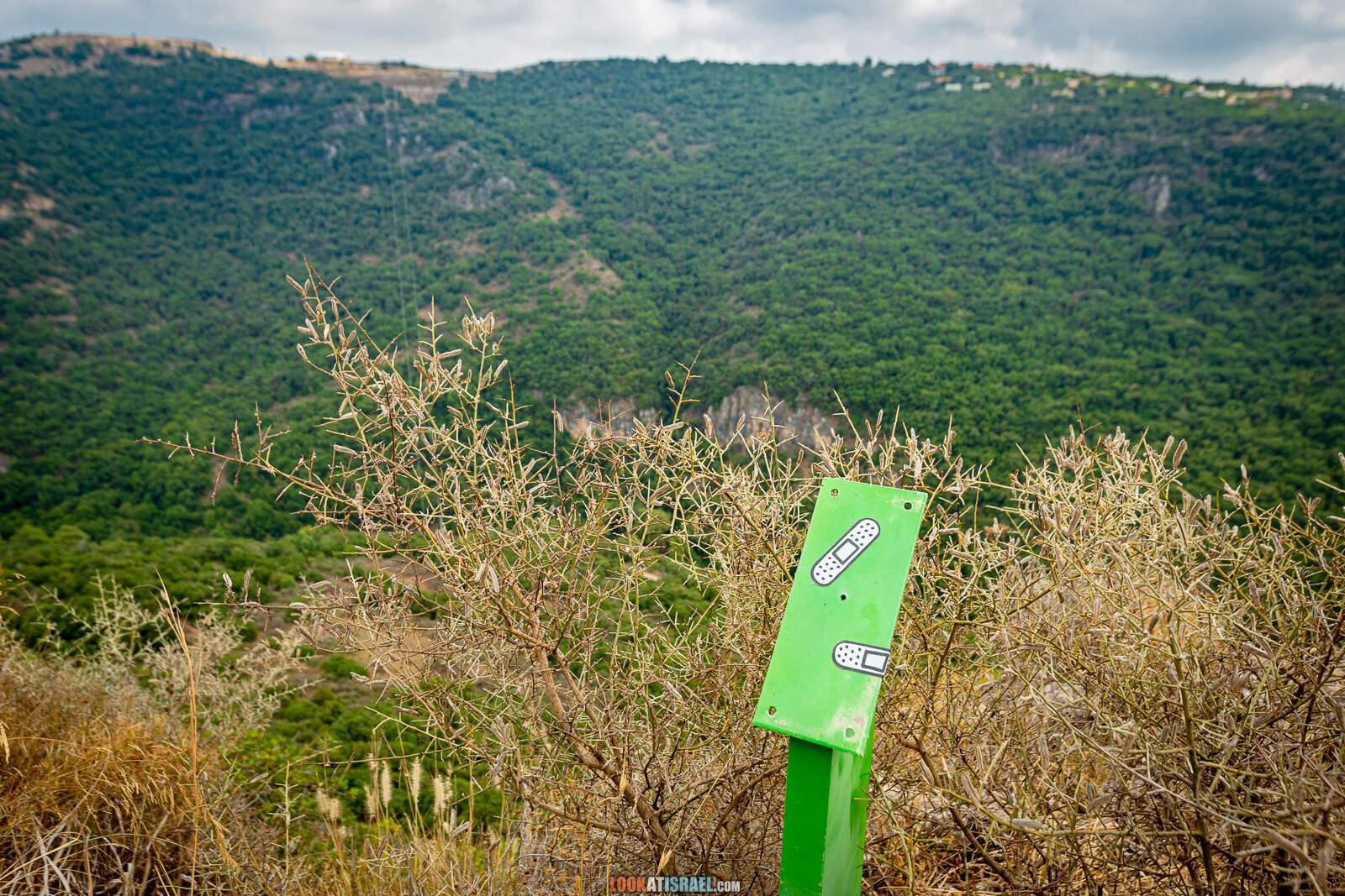 По округу Хариш на внедорожнике | LookAtIsrael.com - Фото путешествия по Израилю