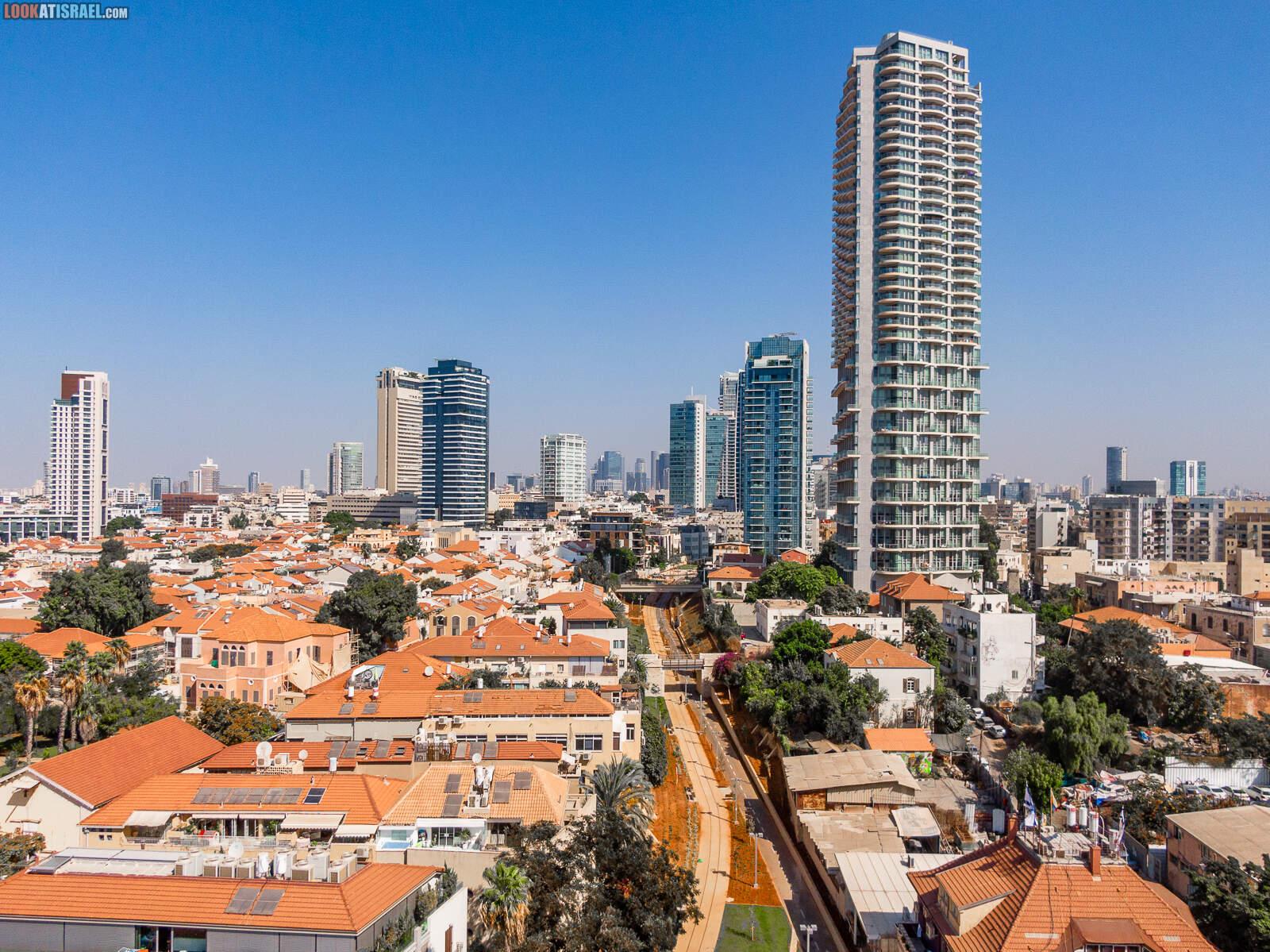 Парк ха-Месила, Тель Авив