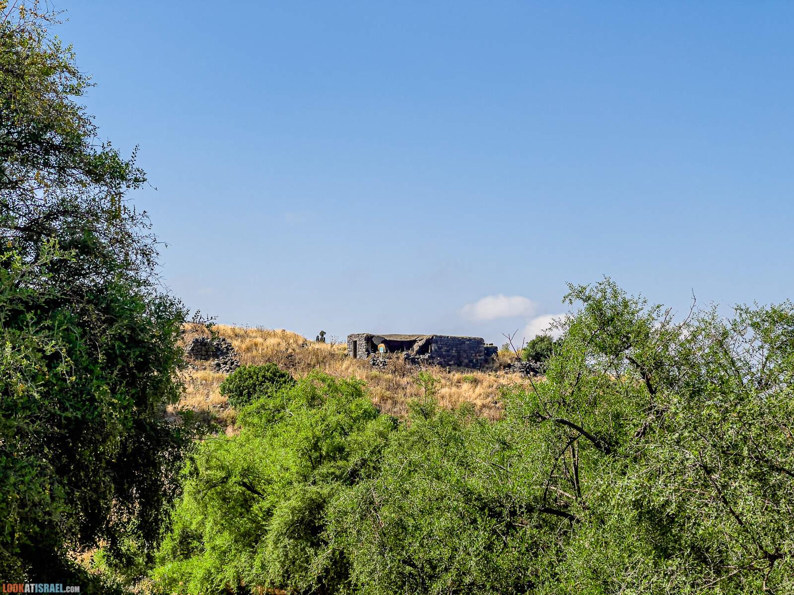 Старый поселок Бней Йеуда (Бир а-Шагум) - Old Bnei Yehuda (Bir a-Shagum) - בני יהודה ישנה ביר א-שגום - LookAtIsrael.com - Фото путешествия по Израилю