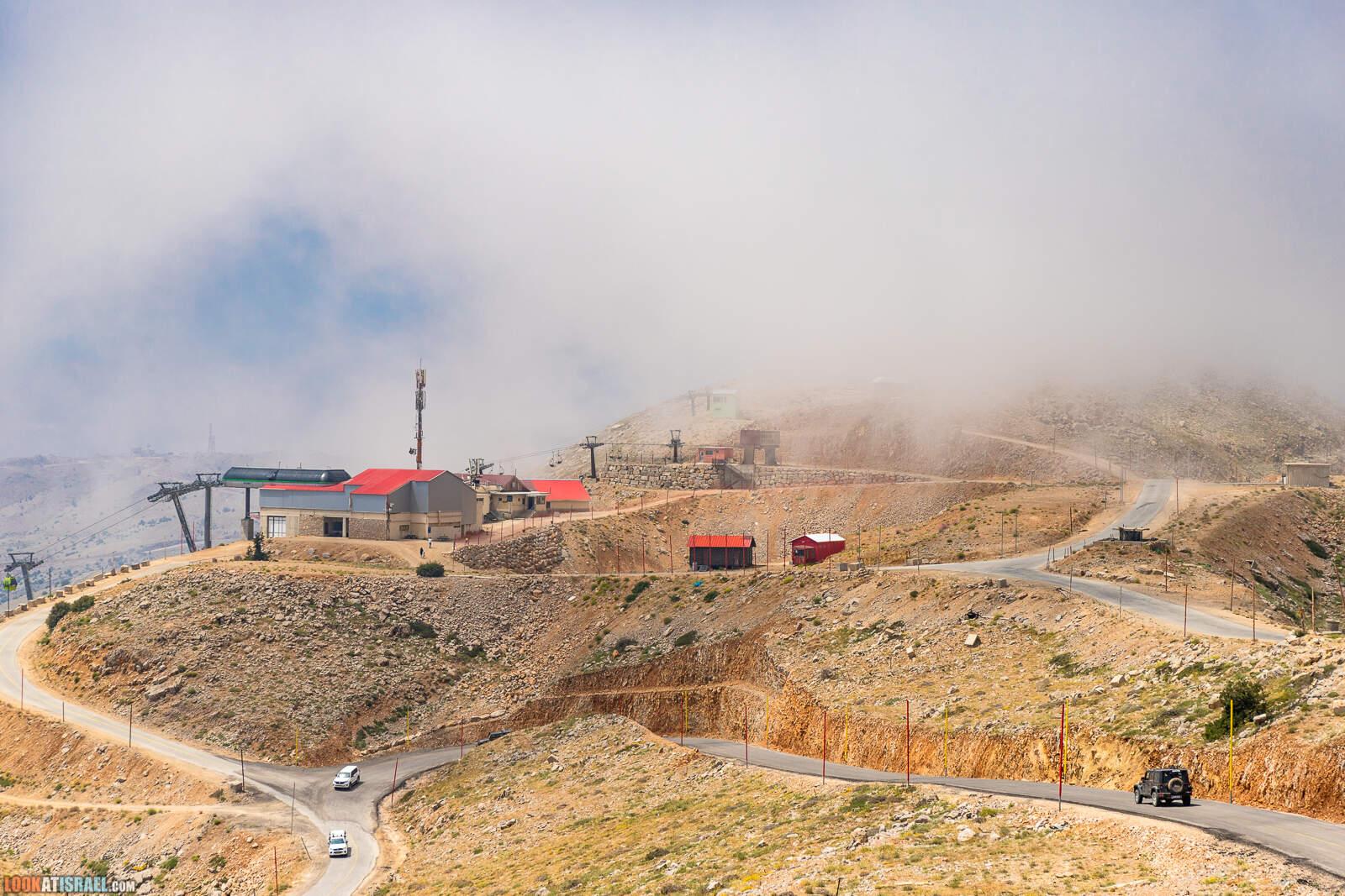 Чем себя занять на горе Хермон - летние аттракции | LookAtIsrael.com - Фото путешествия по Израилю