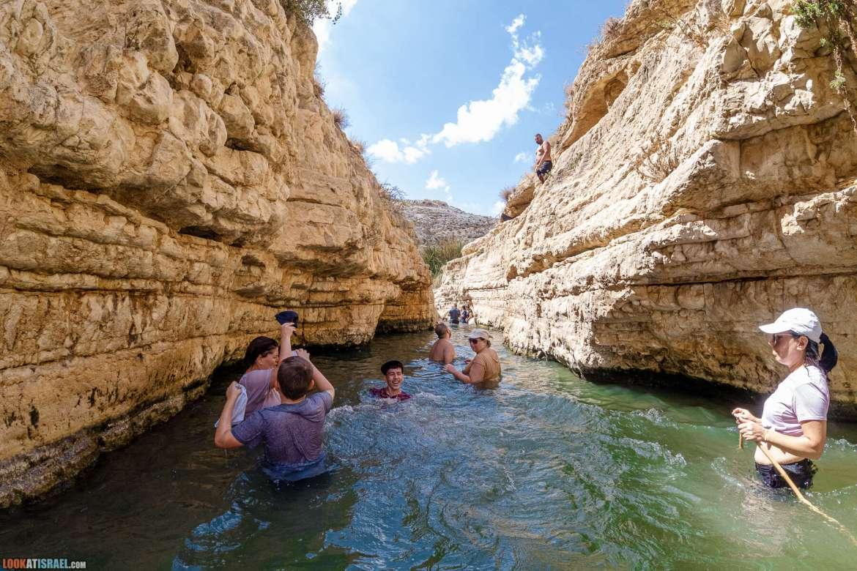 Ручей Нахаль Прат | Nachal Prat stream | נחל פרת | LookAtIsrael.com - Фото путешествия по Израилю