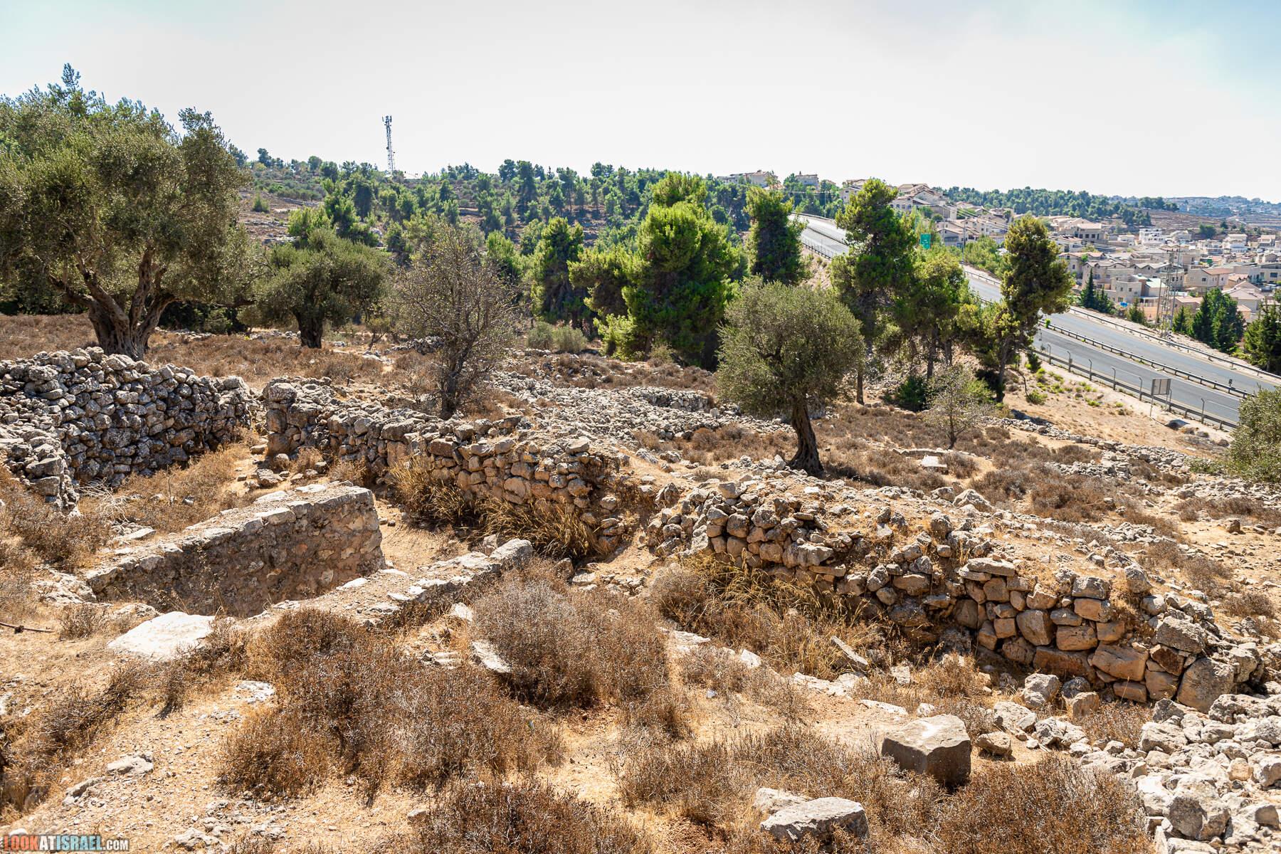Гробница Пророка Самуила Наби Самуил, Иерусалим